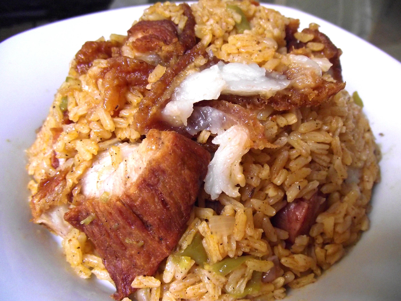 The Chicken-Fried Pork Belly Caesar Recipes — Dishmaps