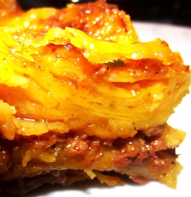 Fogoncito's thousand layer lasagna! | Dominican Heat