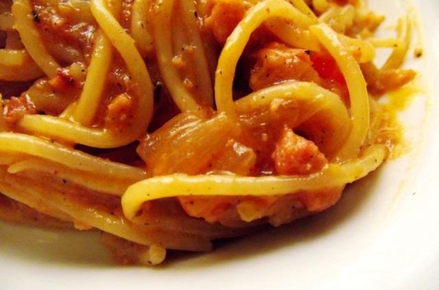 Dominican spaguetti